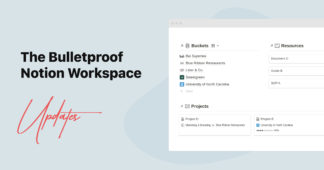 Bulletproof Workspace Updates